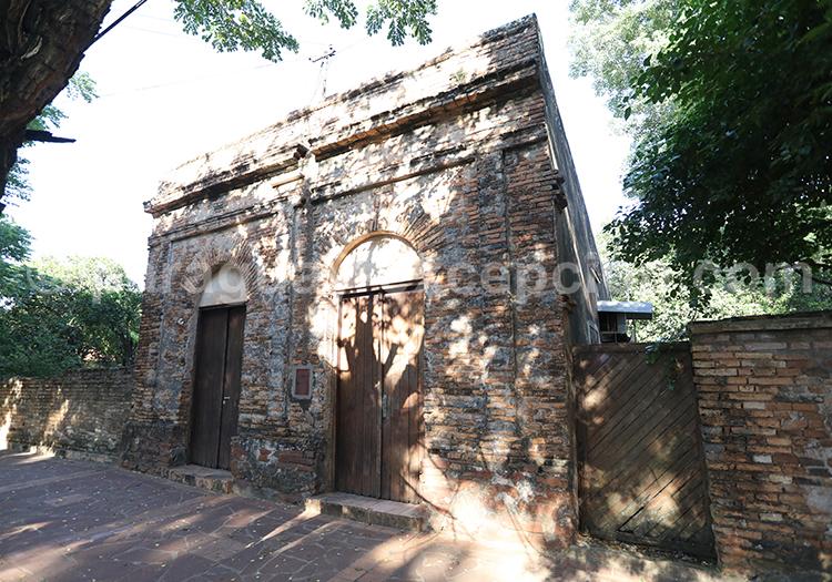 Architecture coloniale du village de San Juan Bautista, Paraguay