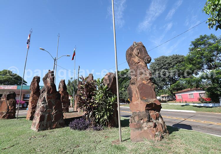 Que voir dans le village de San Juan Bautista, Paraguay