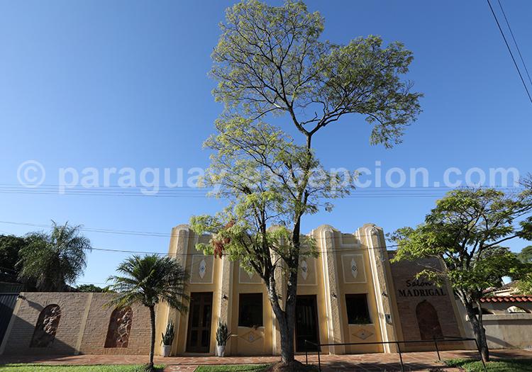 Restaurant Madrigal, San Juan Bautista, Yvy, Paraguay