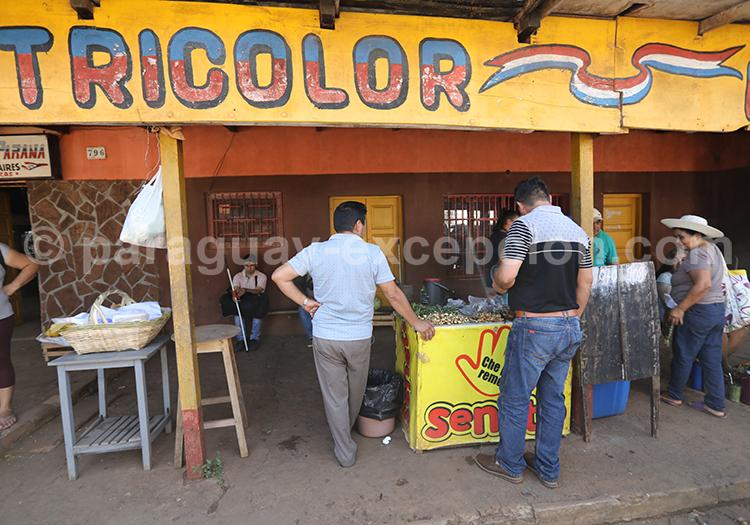 Que peut-on trouver à Santa Rosa de Lima, Paraguay