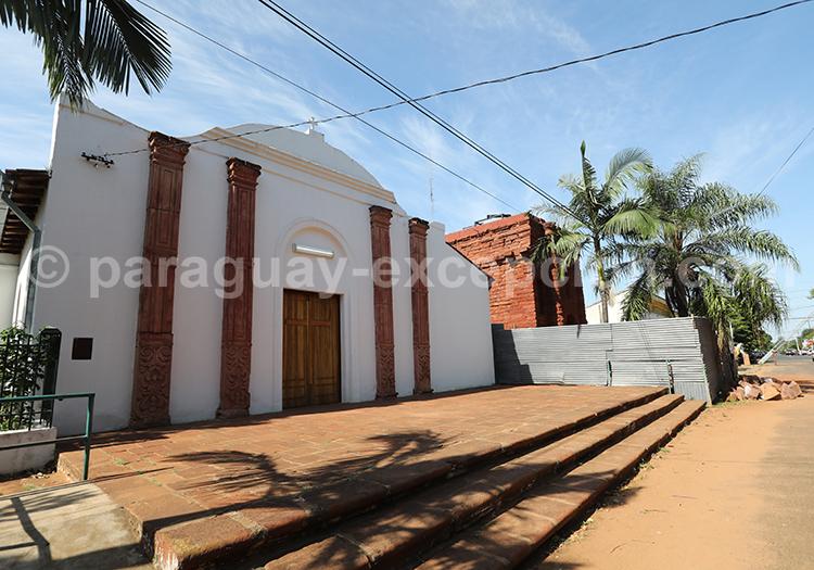Eglise de Santa Rosa de Lima, Paraguay