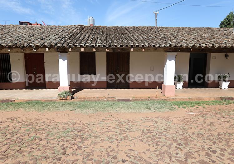 Maison coloniale de Santa Rosa de Lima, Paraguay