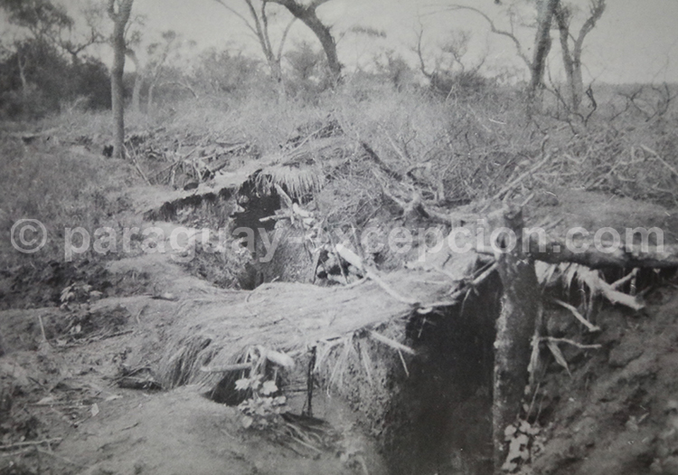 Fortin Boqueron, Guerre du Chaco, Paraguay