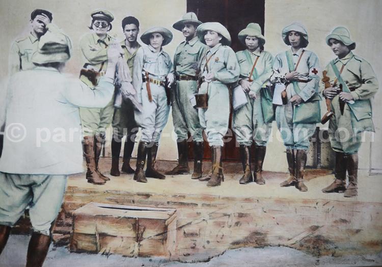 Infirmière de la Guerre du Chaco