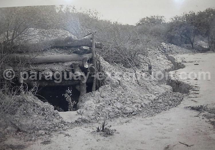 Ingavi, Guerre du Chaco, Paraguay