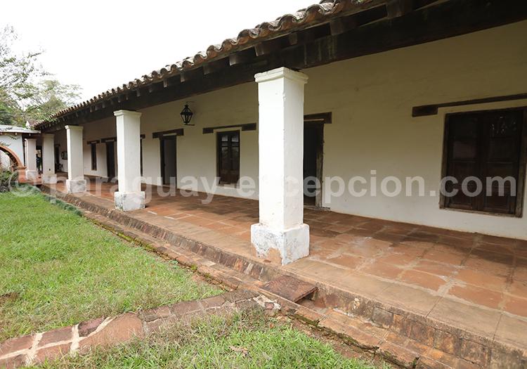 Musée San Ignacio Guazú, Yvy, Paraguay