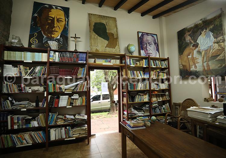 Musée Agustin Barrios, San Juan Bautista, Paraguay
