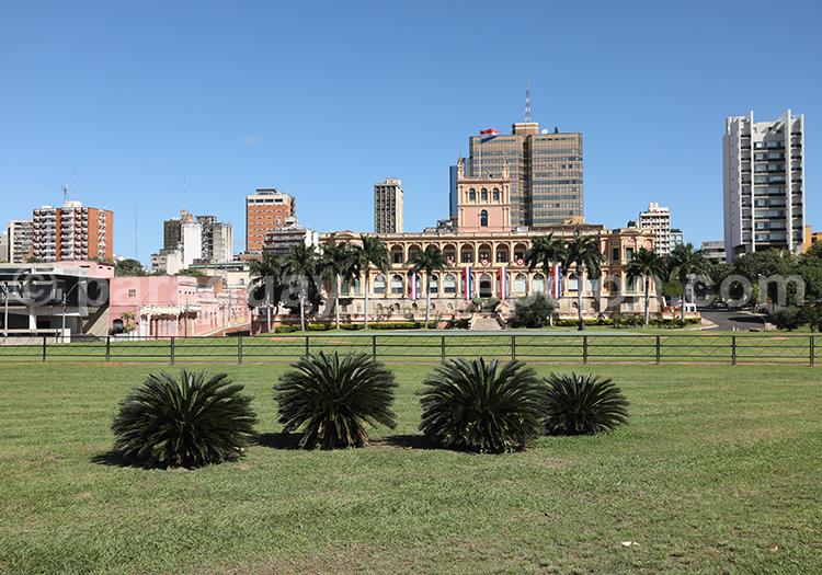 Palacio López, Asunción, Paraguay