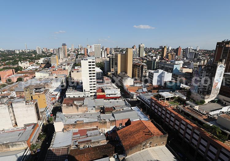Asuncion, capitale du Paraguay