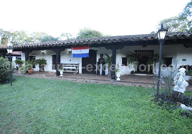 Musée Ramon Elias Capiatá Paraguay