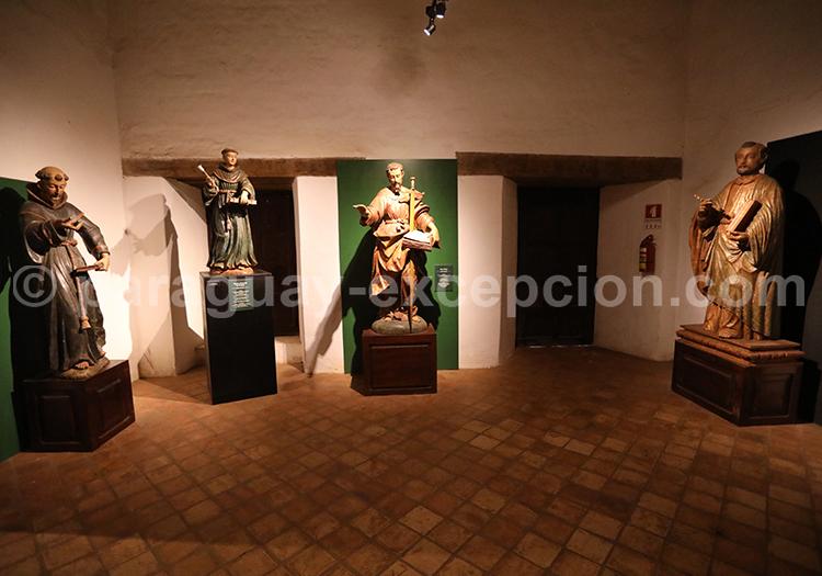 Musée explicatif sur les jésuites au Paraguay, San Ignacio Guazú