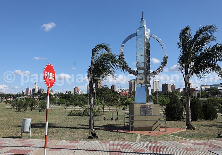 Visiter la costanera d'Asunción, Paraguay