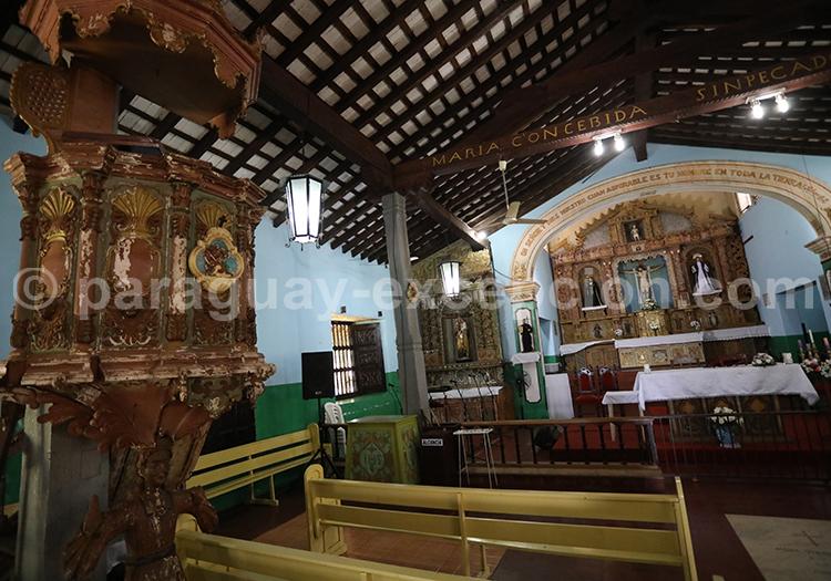 Que visiter dans la ville de Piribebuy, Paraguay