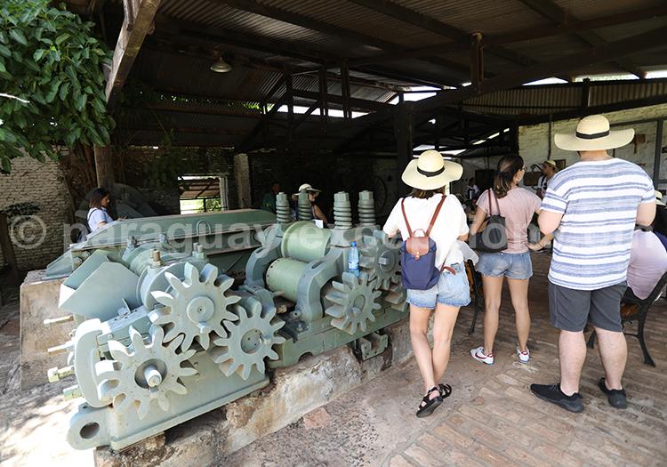 Fabrique du rhum, Piribebuy, Cordillera, Paraguay