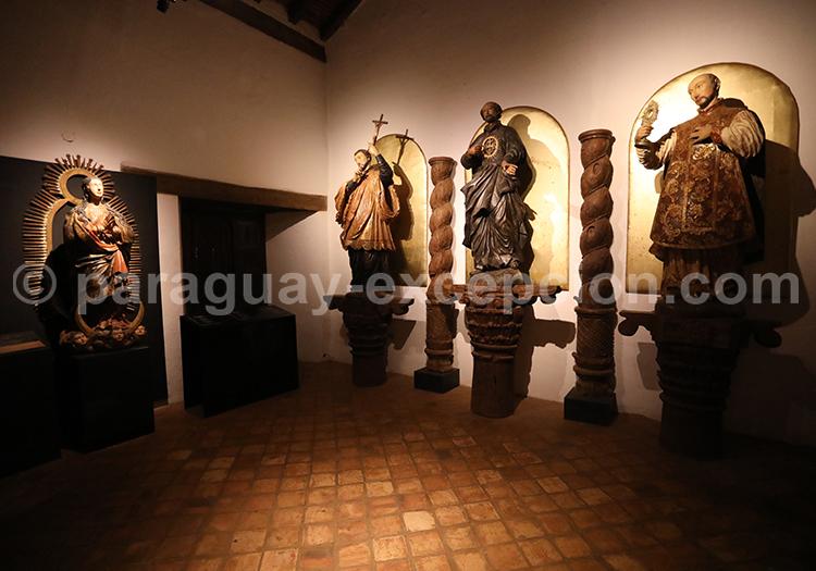 Musée jésuite, San Ignacio Guazú, Paraguay