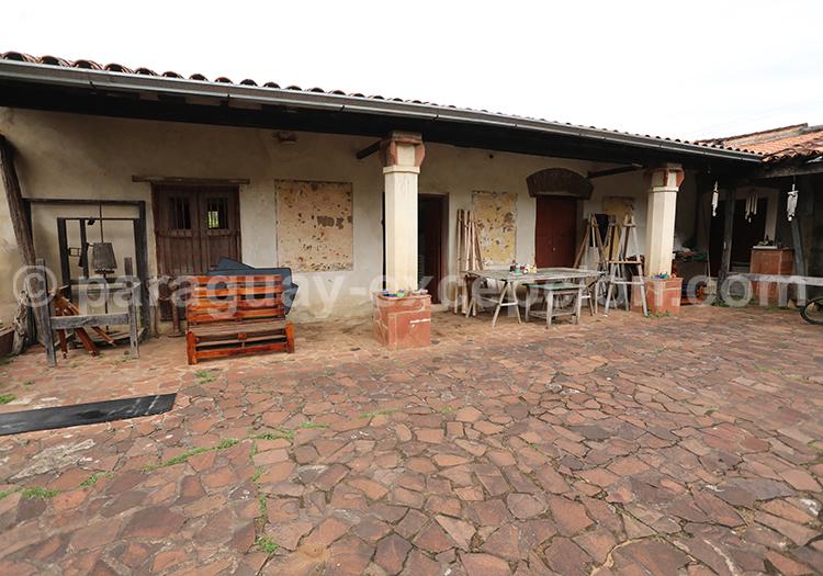 Héritage des jésuites au Paraguay, San Juan Bautista