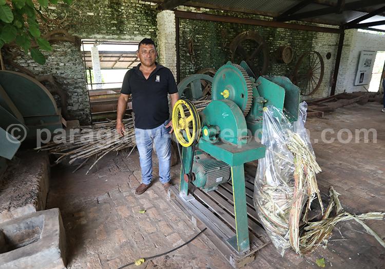 Processus de fabrication du rhum au Paraguay, Piribebuy, Rhum Fortin