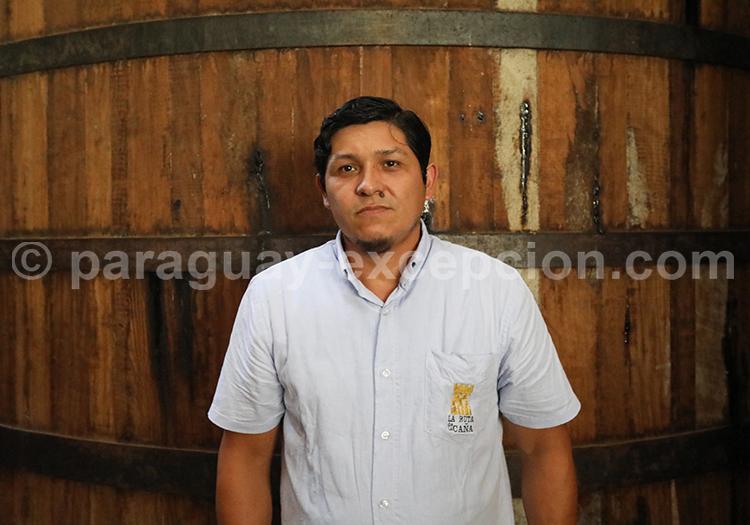 Producteur du rhum Fortin, Paraguay
