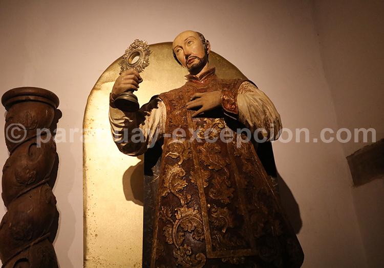 Les missions jésuites au Paraguay, musée de San Ignacio Guazú