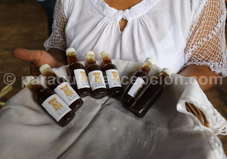 Production du rhum Fortin, Cordillera, Piribebuy, Paraguay