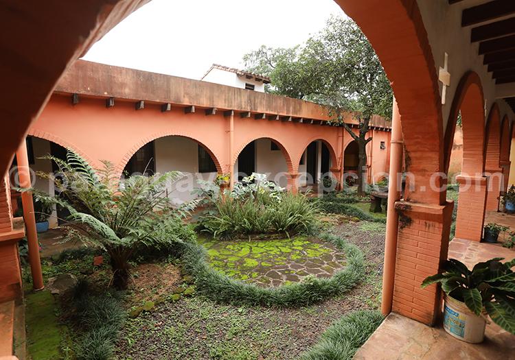 Visiter le musée de San Ignacio Guazú, Paraguay