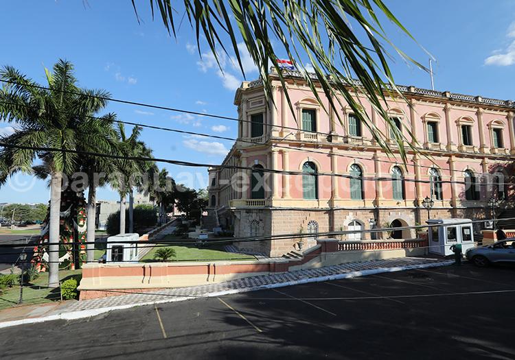 Palais du Président, Asunción