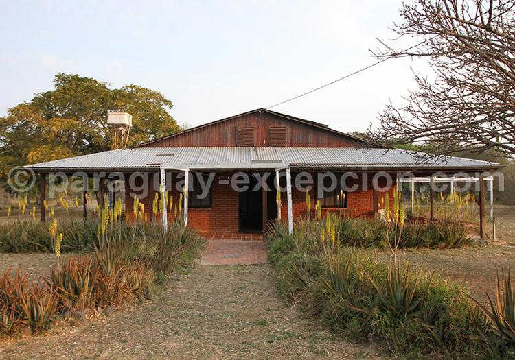 Centre Chaqueño pour la Conservation et l'Investigation, Filadelfia, Chaco, Paraguay