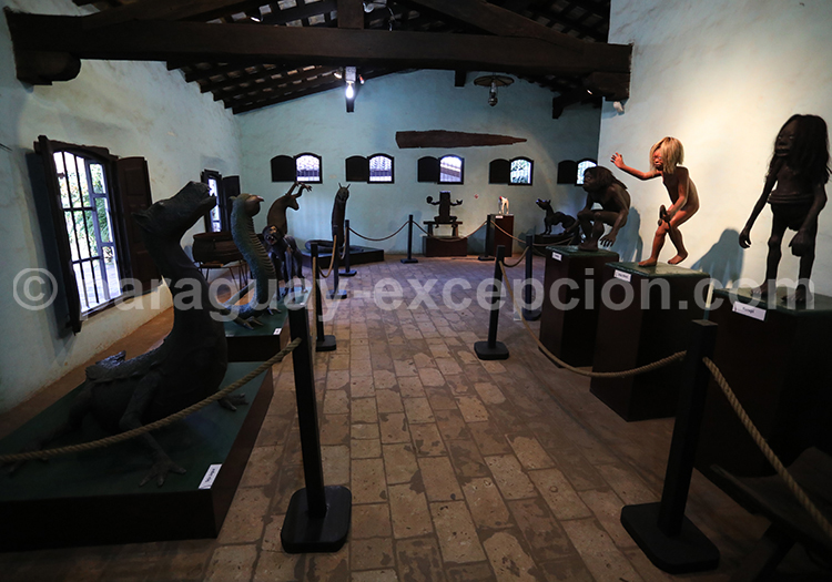 Musée mythologie du Paraguay