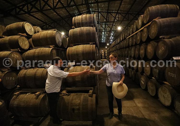 Découverte du rhum paraguayen, rhum Fortin, Paraguay