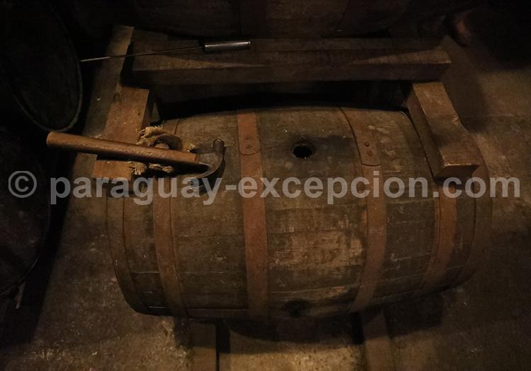 Processus de fermentation du rhum Fortin, Paraguay