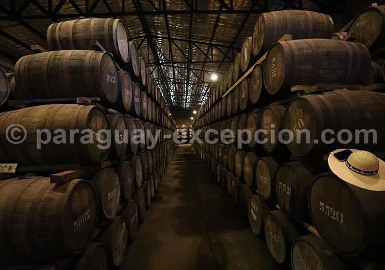 Distillerie du rhum Fortin, Paraguay