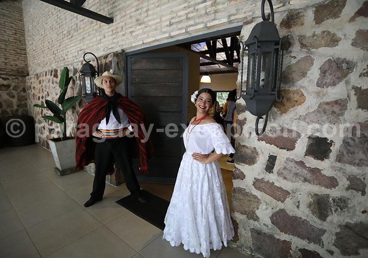 Visite de la fabrique du rhum Fortin à Piribebuy au Paraguay