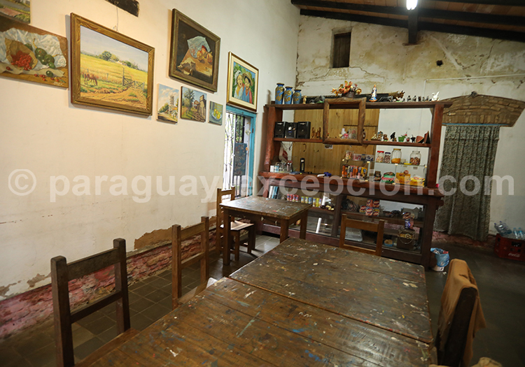 Musée de San Juan Bautista, Yvy, Paraguay