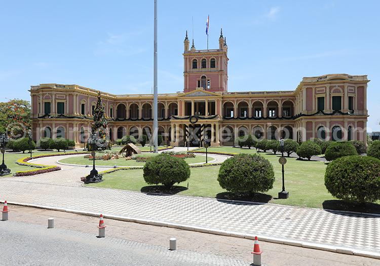 Palais présidentiel, Asunción, Paraguay
