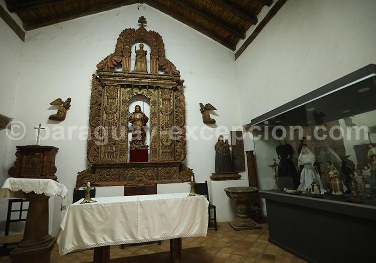 Musée sur l'histoire des jésuite, San Ignacio Guazú, Paraguay