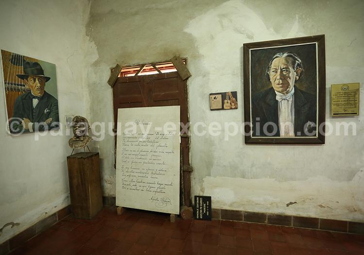 Musée de San Juan Bautista, Yvy Paraguay