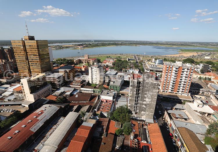 Le palais Présidentiel du Paraguay
