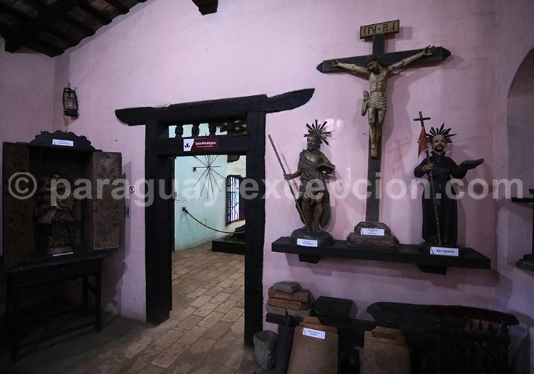 Museo San Ramon Elias a Capiatá, Paraguay