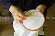 Technique de tissage Ao Po'i