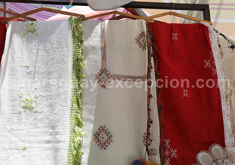 Ao Po'i, dentelle du Paraguay