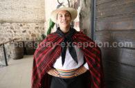 Poncho Para'i, artisanat du Paraguay