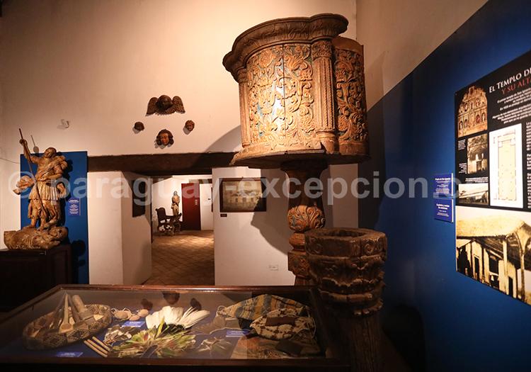 Héritage jésuite au Paraguay, musée San Ignacio Guazú