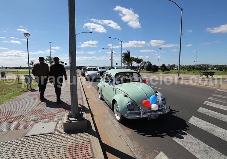 Séjour à Asuncion du Paraguay