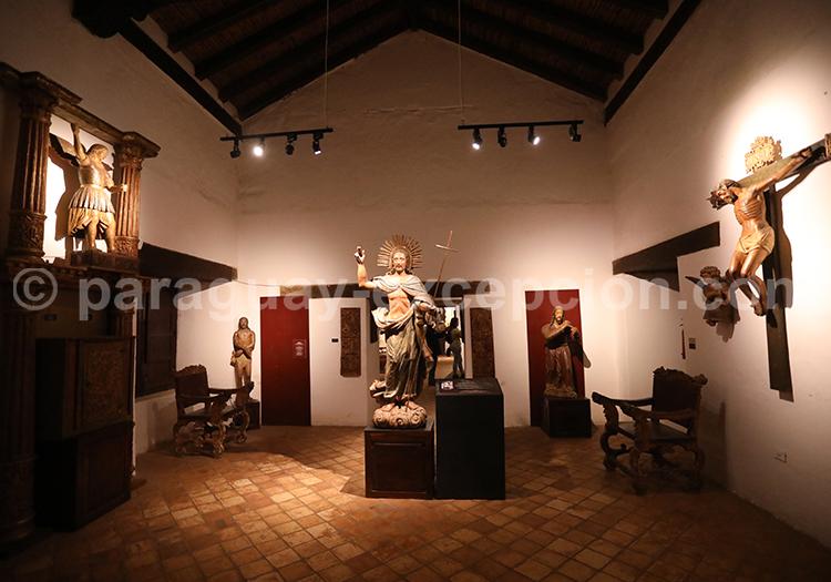Musée de la région Yvy au Paraguay