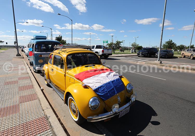 Circuit touristique à Asuncion