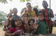 Éthnies et communautés du Paraguay, Reserva Mbaracayu