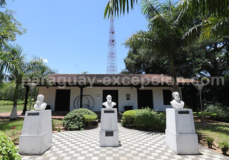 Musée Ex Cuartel del Mariscal Lopez, Paso de Patria, Paraguay