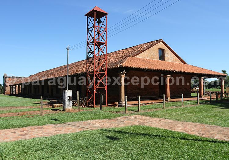 Visiter la mission jésuite de San Cosme & Damian, Paraguay