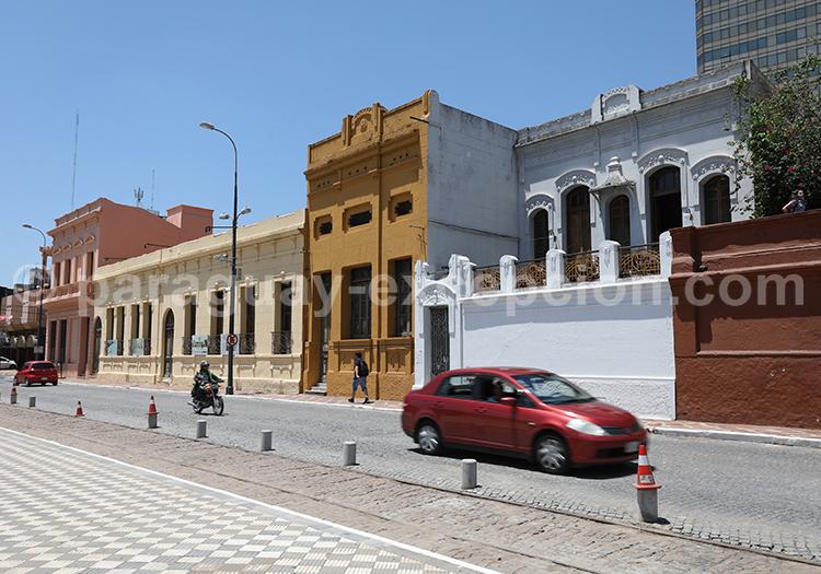 Casa Clari, Asunción, Paraguay
