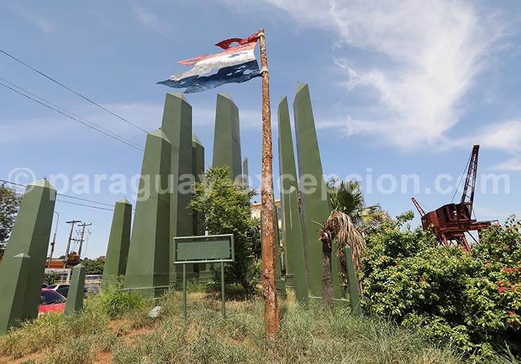 Port d'Asunción, Paraguay